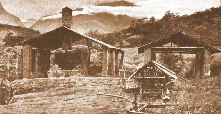 Fig. 4 : Exploitation pétrolière du Tachira