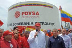 Fig. 11 : La nueva empresa nacional venezolana