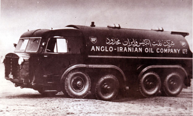 Fig. 5 : AIOC sucede a APOC en 1935