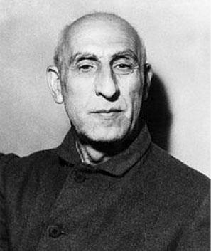 Fig. 6 : Mohamed Mossadegh (1882-1967), primer ministro en 1951, 1952 y 1953