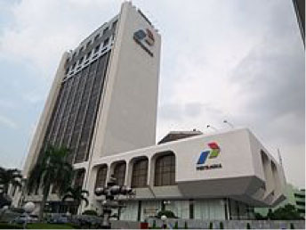 Fig. 2 : Sede de Pertamina en Jakarta - Fuente : Wikimedia Commons
