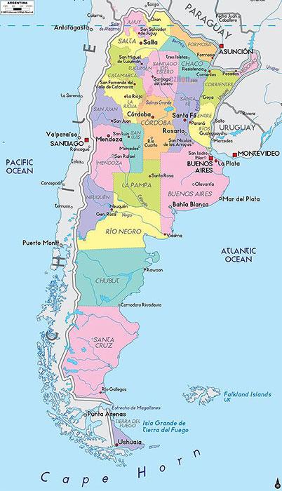 Fig. 1 : Argentina – Fuente : Ricardo Bermúdez Piñeiro, Pinterest
