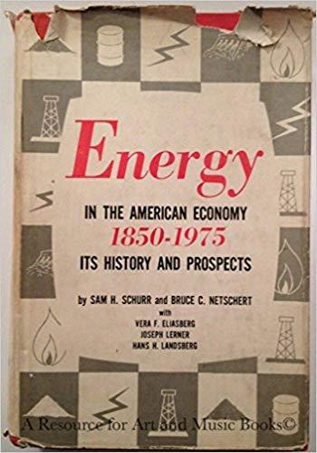 Fig. 3 : L'ouvrage de référence sur l'histoire de l'énergie aux États-Unis. Source : Amazon.com