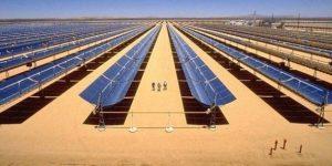 Fig. 4 : L'énergie solaire au Maroc. Source : Le360