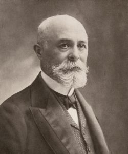 Fig. 2. Henri Becquerel (1852-1908). Source : Wikipédia