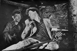 Fig .2 : Aleksei Stakharov, héros de l'industrie charbonnière