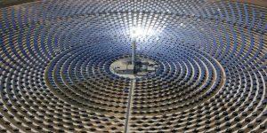 Fig. 9 : L'énergie solaire au Maroc. Source : afriqueconfidentielle.com