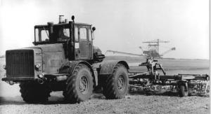 Fig. 4 : La motorisation de l'agriculture