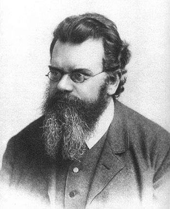Image 2: Ludwig Boltzman - Source : Uni Frankfurt [Public domain], via Wikimedia Commons