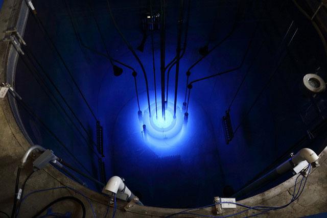 Les réacteurs de recherche