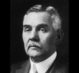 Fig. 6 : Georges Claude (1860-1970), l'un des pères de l'énergie thermique des mers. Source : Wikipédia