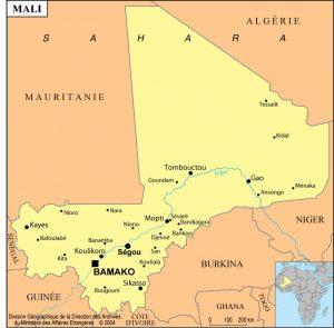 Fig. 1 : Le Mali