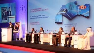Fig. 1. Comité maghrébin de l'électricité (COMELEC). Source : HuffPost Maghreb