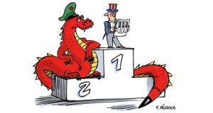 Fig. 7. La Chine, puissance nucléaire. Source : TV83.info