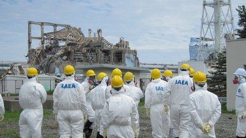 Fig. 6. Les contrôles de l'AIEA. Source : L'express