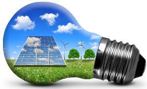 Fig. 3 : L'essor des énergies renouvelables. Source : anatole-france.ecollege.haute-garonne.fr