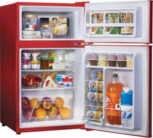 Fig. 3 : Le réfrigérateur au fréon. Source : Pinterest