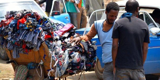 Fig. 2 : Une économie informelle très étendue. Source : La Tribune Afrique