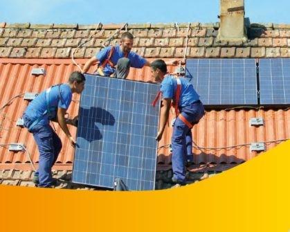Fig. 6 : Les collectivités locales à l'œuvre. Source : Guide de l'autoconsommation photovoltaïque