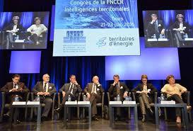 Fig. 2 : La FNCCR en congrès. Source : FNCCR