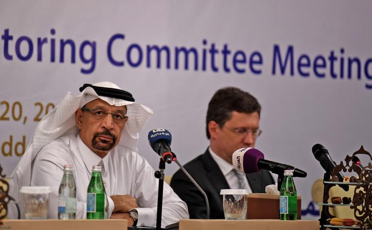 Arabia Saudita y la OPEP