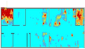Fig. 3 : Géostatistique