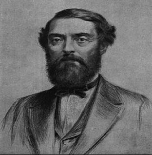 Fig. 2 : Edwin Drake, dit colonel Drake.