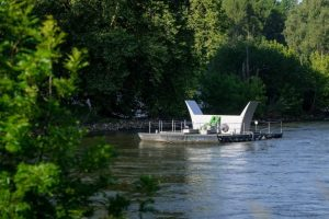 Les hydroliennes fluviales