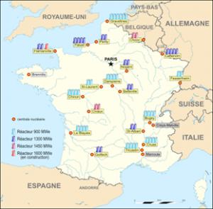 Le coût de production de l'électricité d'origine nucléaire en France