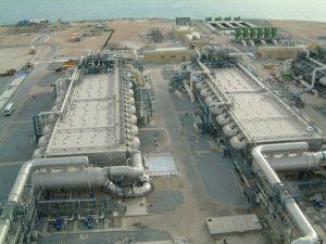 Le dessalement d'eau de mer et des eaux saumâtres