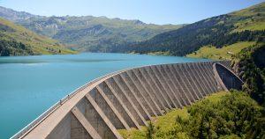L'impact des aménagements hydroélectriques en Beaufortain