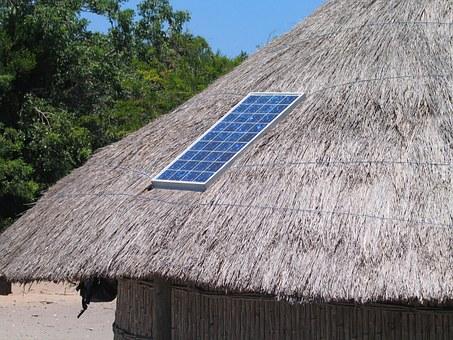 Fig. 3 : La pénétration de l'énergie solaire dans le monde rural.