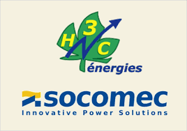 Fig. 4 : SOCOMEC, le partenaire industriel de H3C-Energies