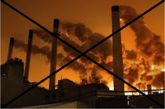 Fig 4 : Stop Pollution