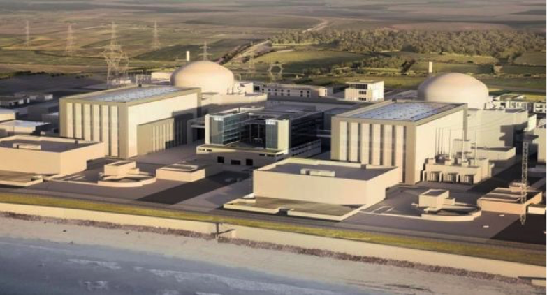 Fig. 7 : Hinkley Point.
