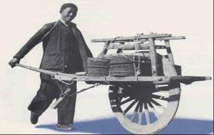 Fig. 3 : La roue pour le transport. Source : cinepiais.over-blog.com