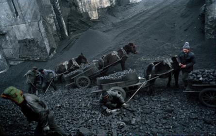 Fig.9 : Mines de charbon dans le Shanxi.