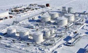 Image 8: Terminal Novatek de GNL au Yamal – Source : leblogfinance.com