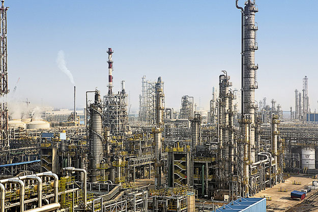 Fig. 4 : Raffinerie de la SINOPEC et BASF à Nanjing – Source : BASF, via Flickr