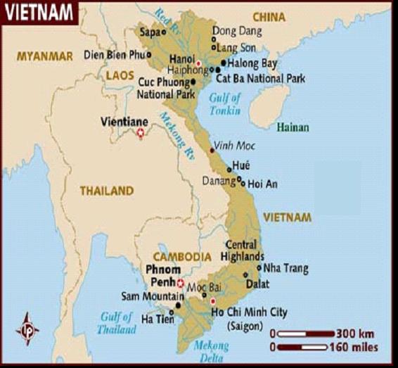 Le développement énergétique et électrique du Viet Nam