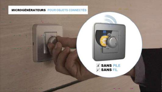 Le micro-générateur Enerbee : une solution autonome en énergie sans fil ni prise
