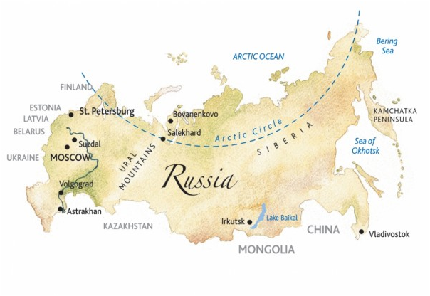 The natural gas industry in Russia: reforms under debate