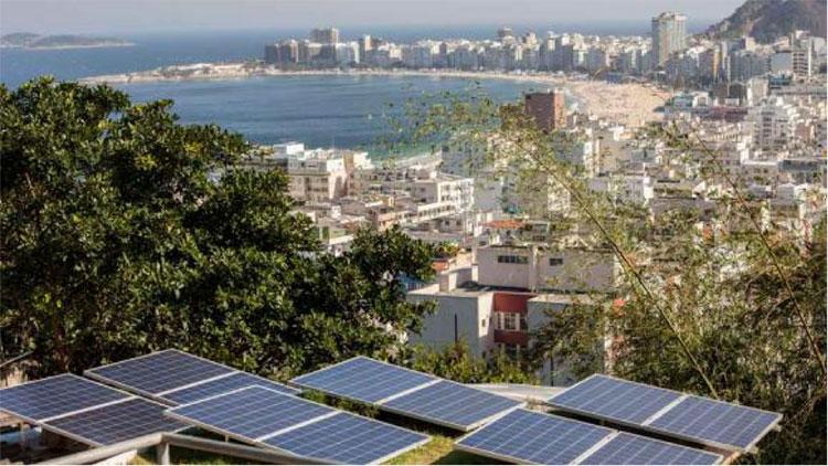 O mercado da energia solar no Brasil