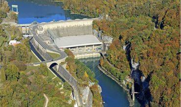 Les grands aménagements hydroélectriques : Génissiat (I)