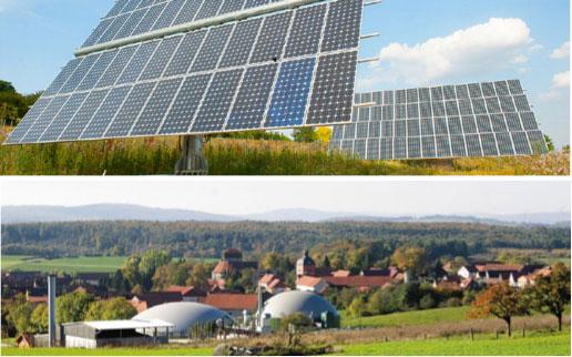 Fig. 4 : Communauté d'énergie locale en Allemagne