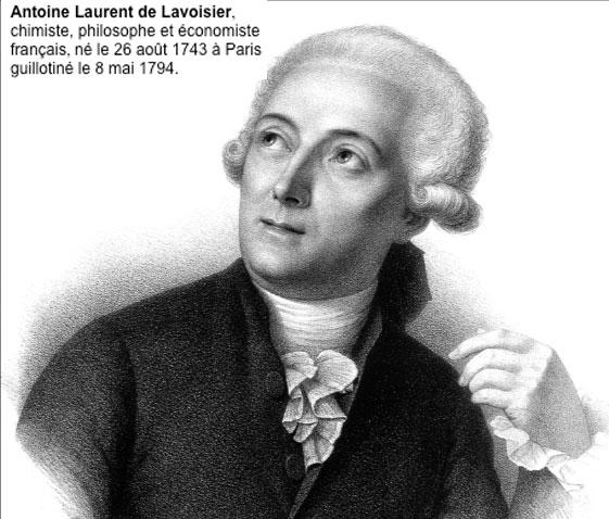 Fig. 5: Lavoisier – Source: Wikipédia