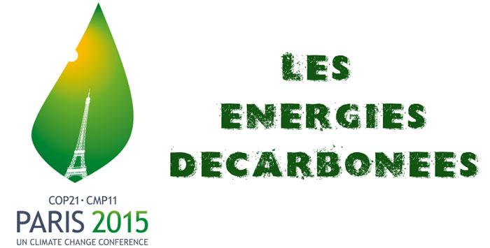 Fig. 1: Décarboner le système énergétique.
