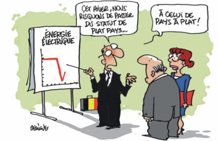 Fig. 4 : Humour belge.