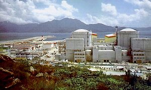 Fig. 3. Centrale nucléaire de Daya Bay. [Source : Public domain]https://www.google.com/search?q=réacteur+nucléaire+chine+images&tbm=isch&source]