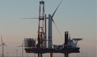 Electricité éolienne : état de l'art en 2020 et perspectives